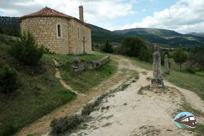 Ermita de la Virgen del Camino - Santo Domingo de Silos