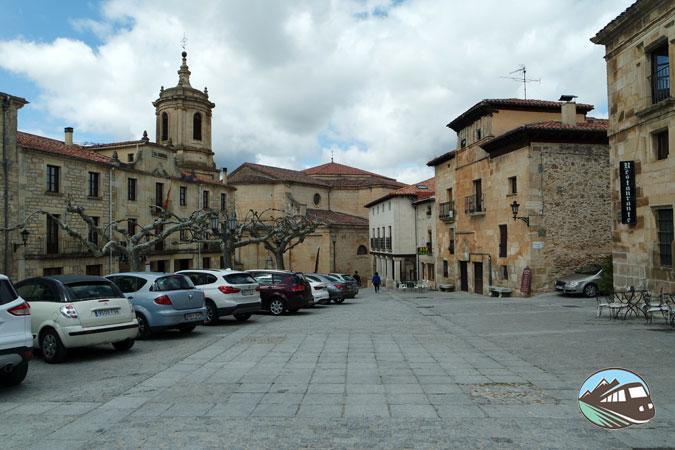 Plaza Mayor de Santo Domingo de Silos