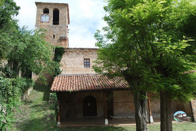 Iglesia de Orbaneja del Castillo