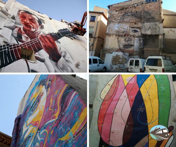 Murales de Tudela