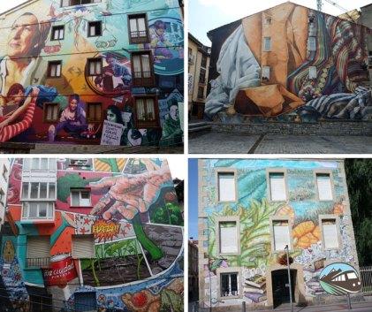 Murales de Vitoria-Gasteiz