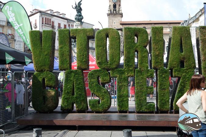 Cartel Vitoria-Gasteiz