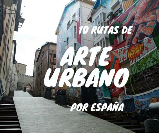 Rutas de Arte urbano