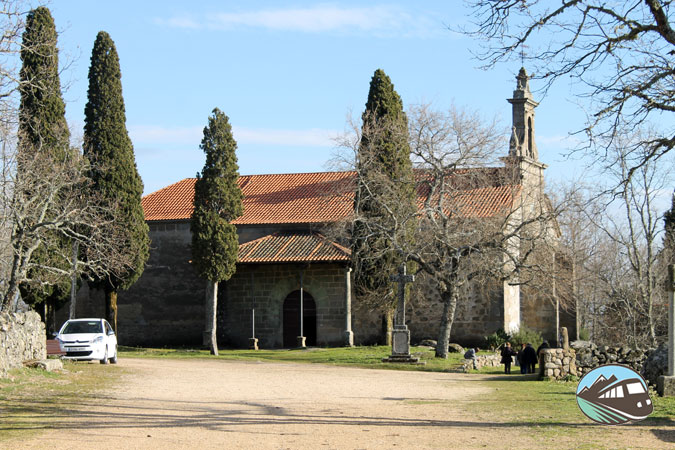 Iglesia de El Robledo - Sequeros