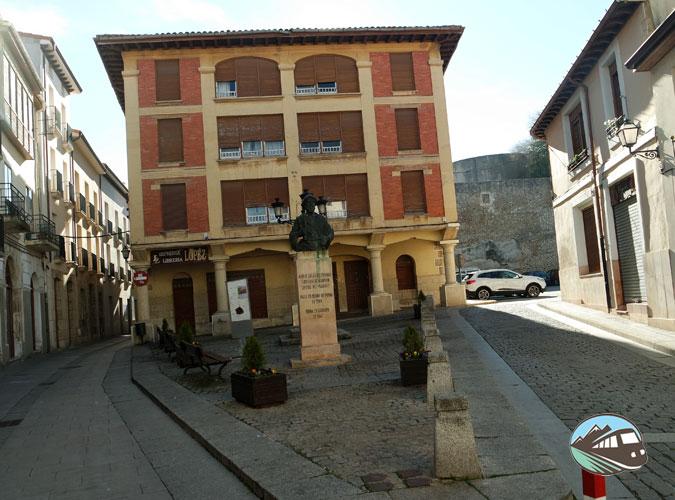 Plaza del Buen Conde de Haro - Medina de Pomar