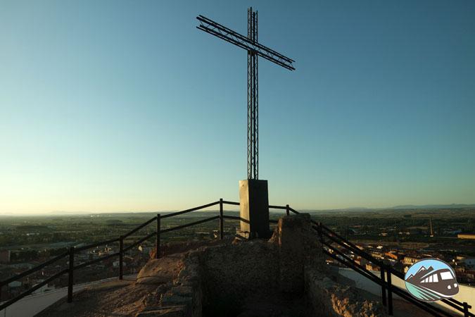 Mirador del Castillo de Alfaro