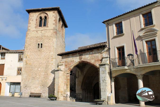 Iglesia de San Juan – Oña