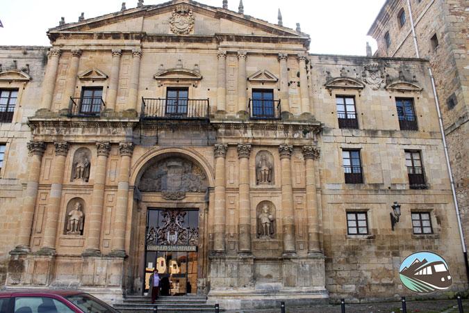 Monasterio de San Salvador - Oña