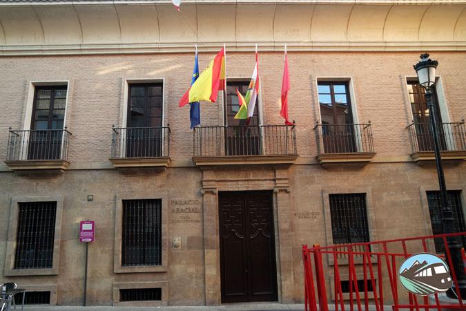 Palacio Abacial de Alfaro