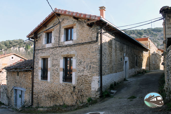 Casas de Puentedey