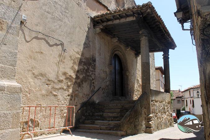 Iglesia de San Lorenzo - Garganta la Olla