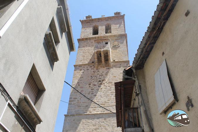 Iglesia de San Lorenzo – Garganta la Olla