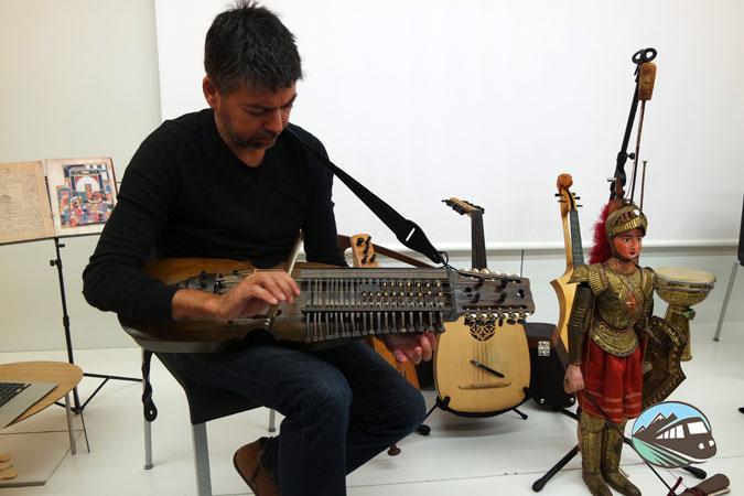 Concierto de instrumentos medivales - Fin de Semana Cidiano