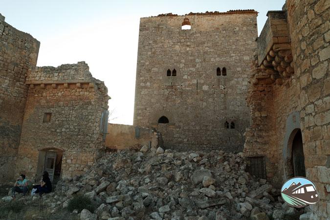 Castillo de Santiago de la Torre – El Provencio