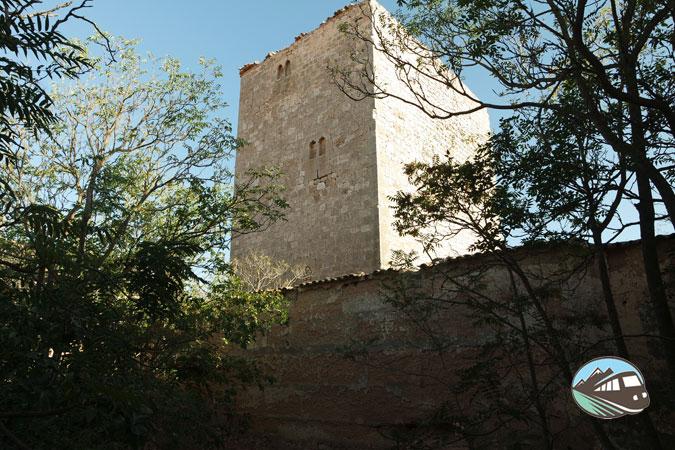 Castillo de Santiago de la Torre - El Provencio