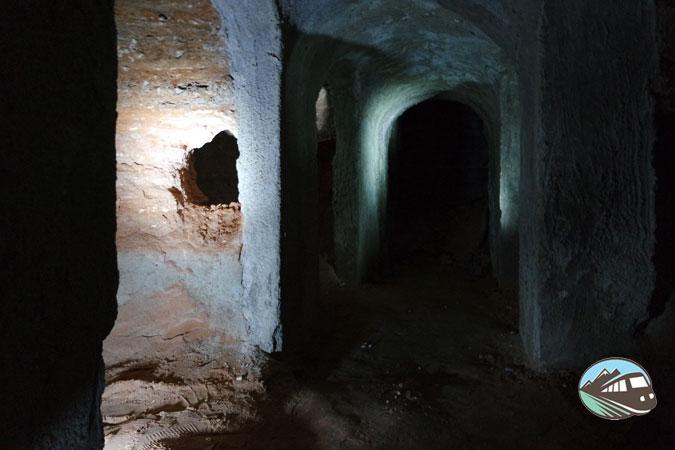 Cuevas subterráneas – El Provencio