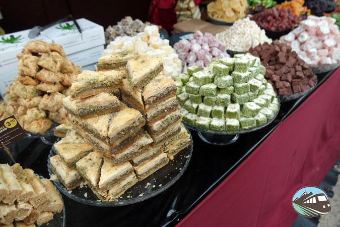 Pastelitos árabes - Fin de Semana Cidiano
