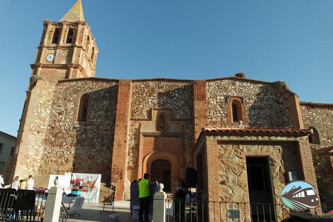 Iglesia de Nuestra Señora de los Milagros - Alange