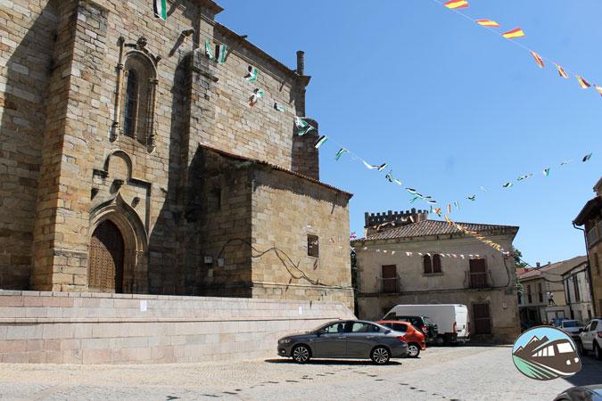 Iglesia del Buen Varón - Hoyos
