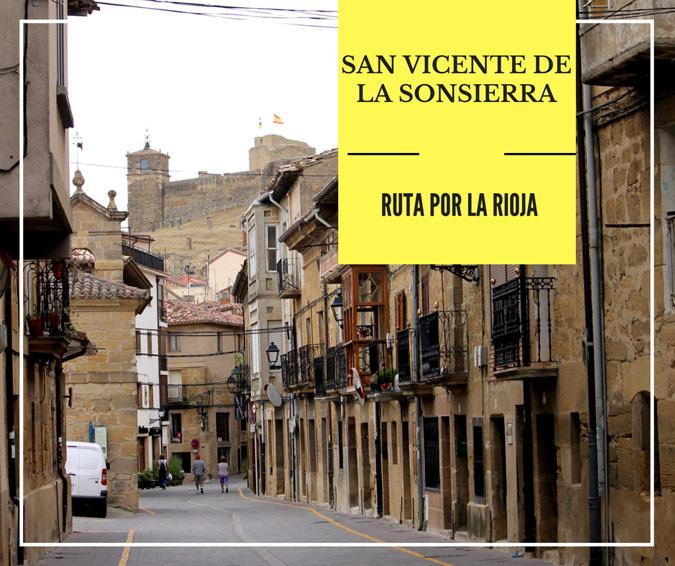 San Vicente de la Sonsierra