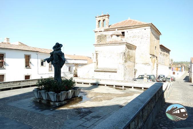 Iglesia Santa María Almocóvar - Alcántara