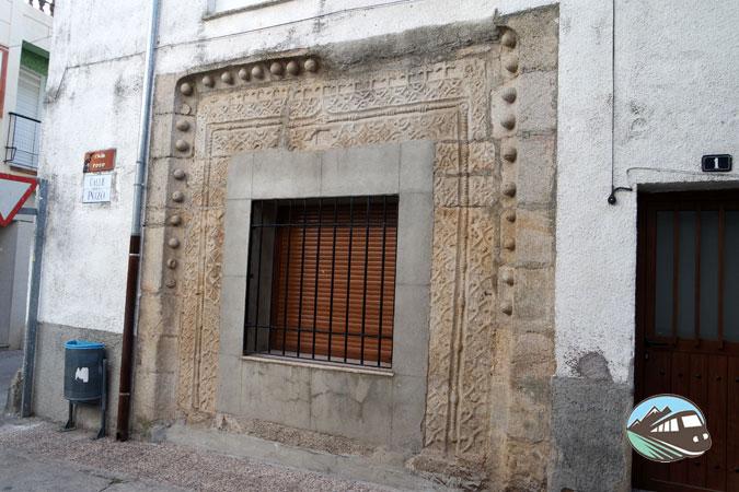 Fachada gótica - Candelario