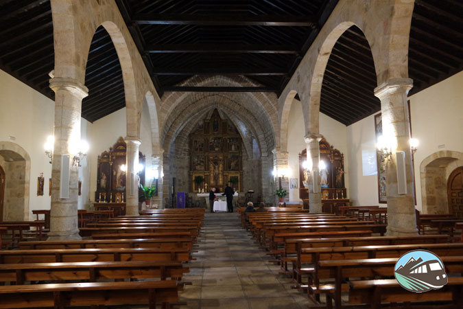 Iglesia Nuestra Señora de la Asunción - Candelario