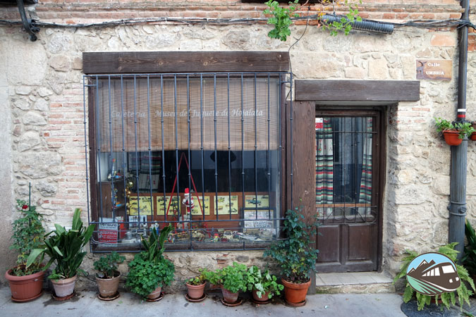 Museo del juguete - Candeleda