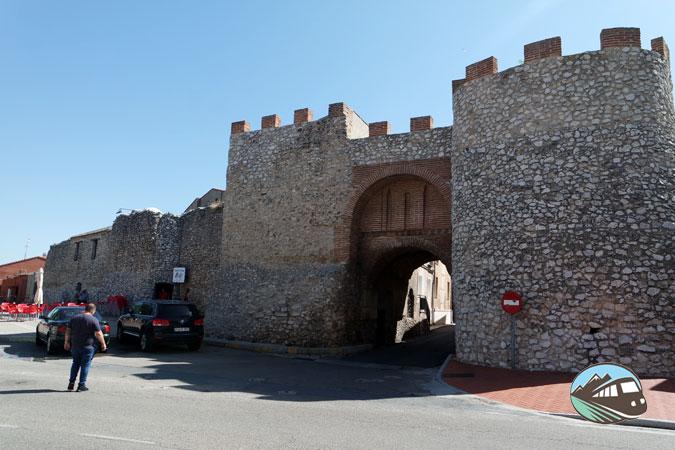Arco de la Villa - Olmedo