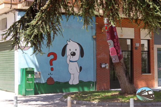 Barrio del Oeste - Murales