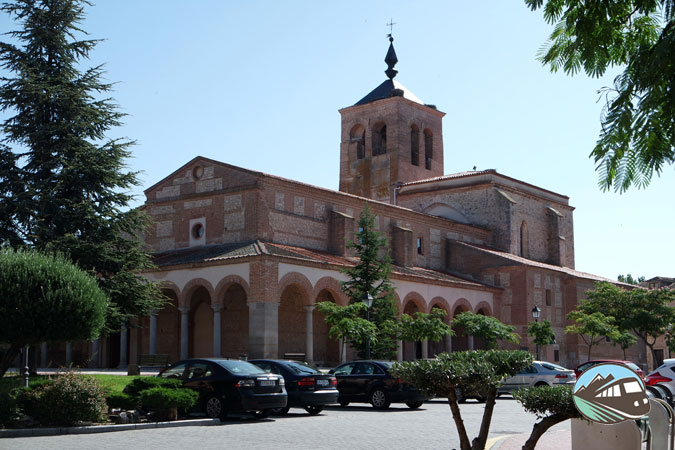 Iglesia de Santa María del Castillo - Olmedo