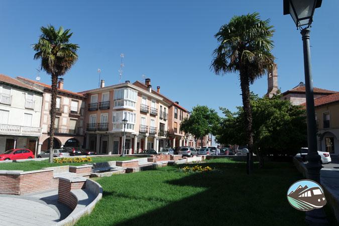 Plaza Mayor de Olmedo