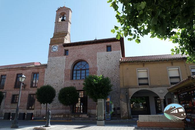 Antigua Chancillería y Torre del reloj - Olmedo
