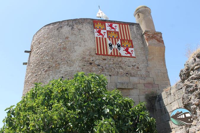 Castillo de Valencia de Alcántara
