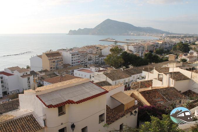Mirador del Mediterráneo - Altea