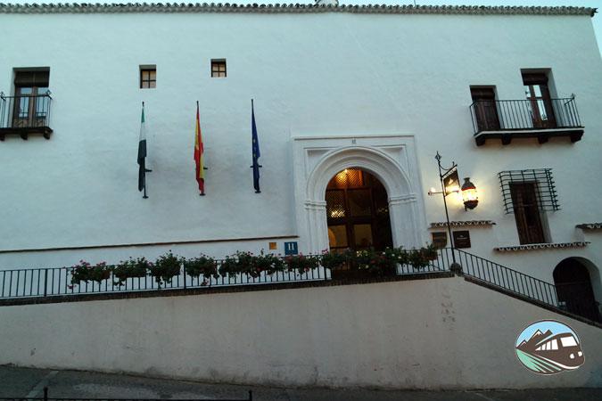 Parador de turismo – Guadalupe