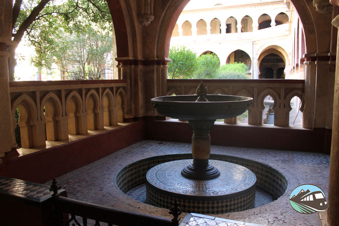Claustro monasterio de Guadalupe