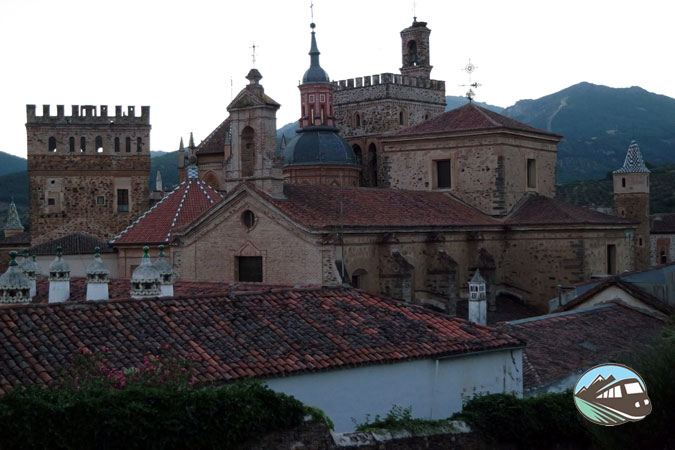 Mirador al monasterio – Guadalupe