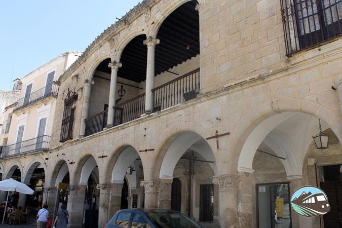 Palacio del marqués de Piedras Albas – Trujillo