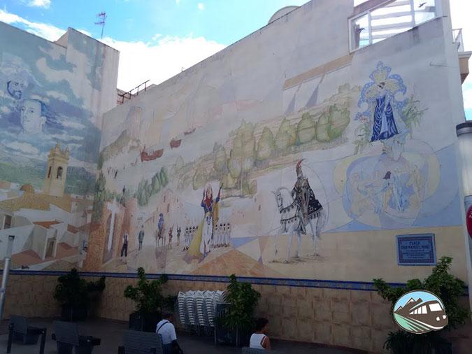 Murales de Calpe