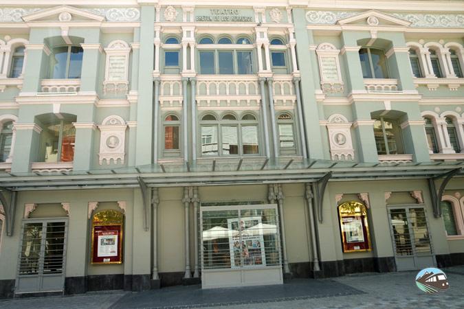 Teatro Bretón de los Herreros