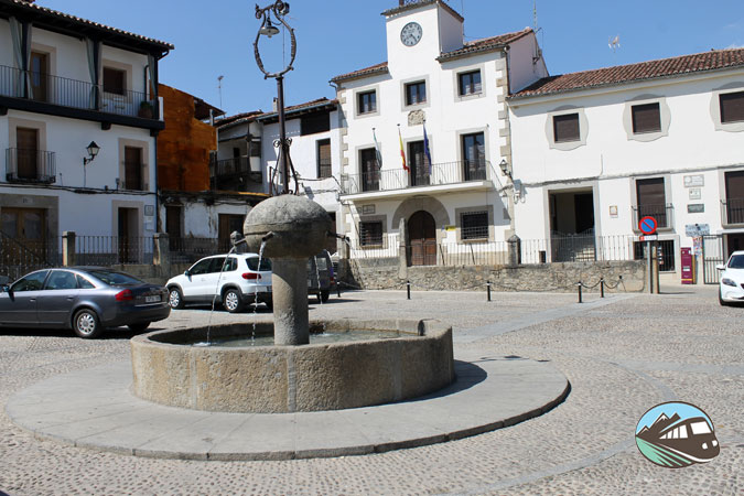 Plaza de España – Cuacos de Yuste