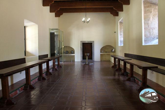 Sala del Monasterio de Yuste – Cuacos de Yuste