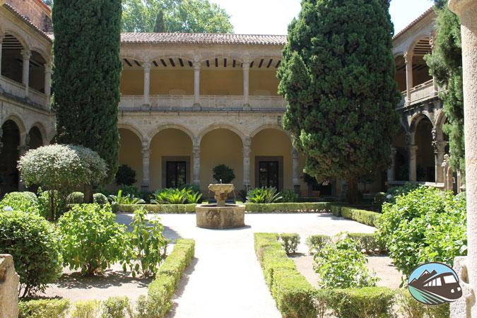 Claustro Monasterio de Yuste – Cuaco de Yuste