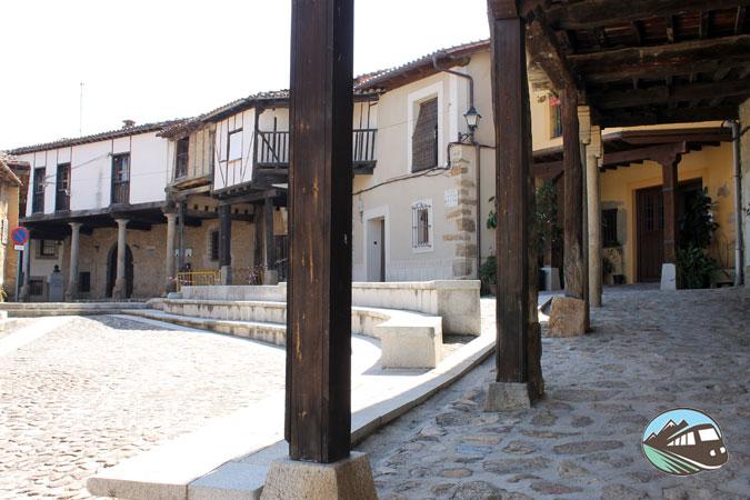 Plaza de Juan de Austria – Cuaco de Yuste