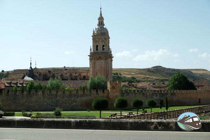 Muralla de El Burgo de Osma