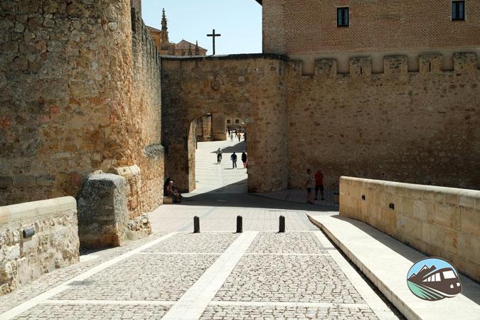Puerta de San Miguel - El Burgo de Osma