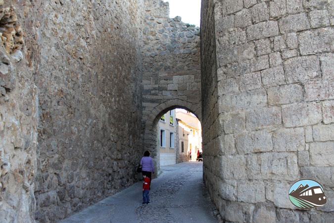 Puerta de Azogue - Urueña