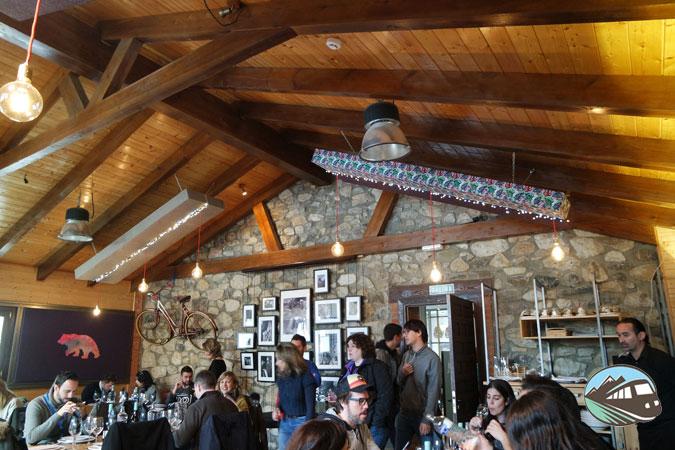 restaurante Las Rocas