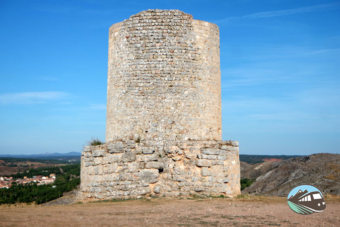 Atalaya islámica de Uxama